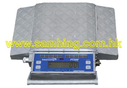 PT300 Wheel Load Scale