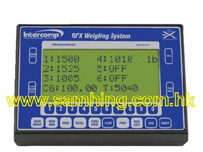 Intercomp RFX Handheld Weighing Indicator